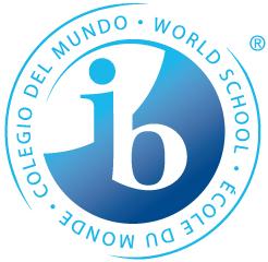 Logo IB Éducation internationale intermédiaire - ÉSRDL École secondaire de Rivière-du-Loup