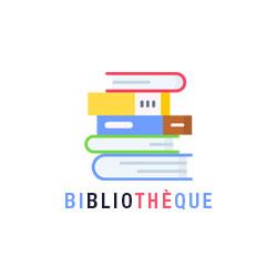 Sceau pour représenter la Bibliothèque esrdl - École secondaire de Rivière-du-Loup